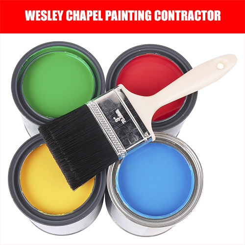 painter wesley chapel florida